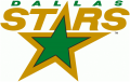Dallas Stars 1993 94 Primary Logo decal sticker