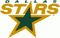 Dallas Stars 1994 95-2012 13 Primary Logo decal sticker