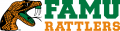 Florida A&M Rattlers 2013-Pres Secondary Logo iron on sticker