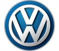 Volkswagen Logo 03 iron on sticker