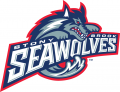 Stony Brook Seawolves 1998-2007 Primary Logo iron on sticker