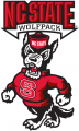 North Carolina State Wolfpack 2006-Pres Alternate Logo 07 decal sticker