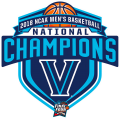 Villanova Wildcats 2018 Champion Logo decal sticker