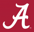 Alabama Crimson Tide 2001-Pres Alternate Logo 08 iron on sticker