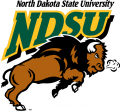 North Dakota State Bison 2005-2011 Primary Logo decal sticker