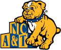 North Carolina A&T Aggies 2006-Pres Misc Logo 04 iron on sticker