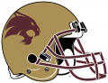 Texas State Bobcats 2003-Pres Helmet Logo decal sticker