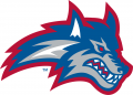 Stony Brook Seawolves 2008-Pres Secondary Logo 01 iron on sticker