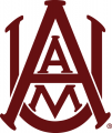 Alabama A&M Bulldogs 2000-Pres Primary Logo decal sticker