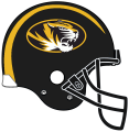 Missouri Tigers 2000-Pres Helmet iron on sticker