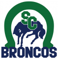 Swift Current Broncos 2014 15-Pres Primary Logo decal sticker