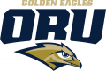 Oral Roberts Golden Eagles 2017-Pres Primary Logo iron on sticker
