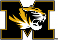 Missouri Tigers 1996-Pres Secondary Logo iron on sticker