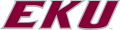 Eastern Kentucky Colonels 2004-Pres Wordmark Logo 01 decal sticker