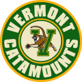 Vermont Catamounts 2010-Pres Alternate Logo decal sticker