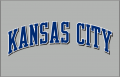 Kansas City Royals 2002-2005 Jersey Logo 01 iron on sticker