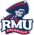 Robert Morris Colonials 2006-Pres Alternate Logo iron on sticker