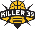Killer 3s 2017-Pres Primary Logo iron on sticker