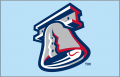 Lehigh Valley IronPigs 2014-Pres Cap Logo 2 decal sticker