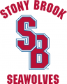 Stony Brook Seawolves 2008-Pres Alternate Logo 04 iron on sticker