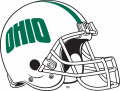 Ohio Bobcats 1999-Pres Helmet iron on sticker