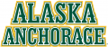 Alaska Anchorage Seawolves 2004-Pres Wordmark Logo decal sticker