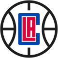 Los Angeles Clippers 2015-2016 Pres Alternate Logo iron on sticker