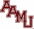 Alabama A&M Bulldogs 1966-Pres Wordmark Logo decal sticker