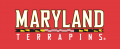 Maryland Terrapins 1997-Pres Wordmark Logo 06 decal sticker
