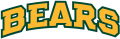 Baylor Bears 2005-2018 Wordmark Logo 05 iron on sticker