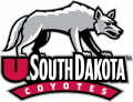 South Dakota Coyotes 2004-2011 Secondary Logo 02 iron on sticker