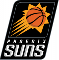 Phoenix Suns 2013-2014 Pres Primary Logo iron on sticker