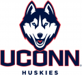 UConn Huskies 2013-Pres Primary Logo iron on sticker