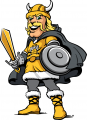 Northern Kentucky Norse 2005-2015 Mascot Logo 02 decal sticker