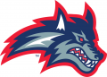 Stony Brook Seawolves 1998-2007 Secondary Logo iron on sticker