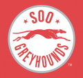 Sault Ste. Marie Greyhounds 2009 10-2012 13 Alternate Logo iron on sticker