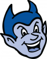Central Connecticut Blue Devils 1994-2010 Secondary Logo iron on sticker