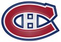 Montreal Canadiens Plastic Effect Logo decal sticker