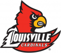 Louisville Cardinals 2007-2012 Primary Logo iron on sticker