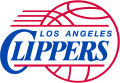 Los Angeles Clippers 1984-2009 Primary Logo iron on sticker