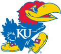 Kansas Jayhawks 2006-Pres Primary Logo iron on sticker