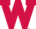 Wisconsin Badgers 1970-1990 Primary Logo decal sticker