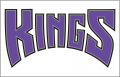 Sacramento Kings 2014-2015 Jersey Logo iron on sticker