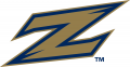 Akron Zips 2002-2013 Alternate Logo 02 iron on sticker