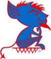 DePaul Blue Demons 1979-1998 Alternate Logo 01 iron on sticker