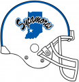 Indiana State Sycamores 1991-Pres Helmet 01 iron on sticker