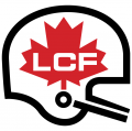Canadian Football League 1969-2002 Alt. Language Logo decal sticker