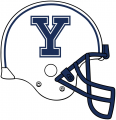 Yale Bulldogs 2000-Pres Helmet Logo decal sticker