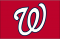 Washington Nationals 2011-Pres Jersey Logo 02 decal sticker