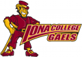 Iona Gaels 2003-2012 Primary Logo iron on sticker
